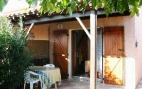 Narbonne Plage (11) - Quartier des Karantes - Résidence les Jardins d'Ulysse. Pavillon 3 pièces m...