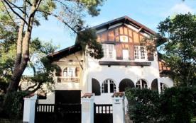 Villa indépendante 3 chambres pour 8 personnes - Hossegor.