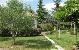 Jardin (côté entrée)
