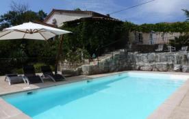 Gîtes La Frigoule - A 2 pas du centre ville de Ruoms, très belle maison indépendante offrant un t...