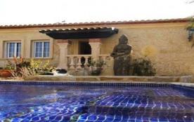 """Droomvilla """" Villa Jacqueline"""" met zeezicht in Calpe"""