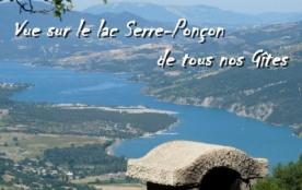 Gîte Câlin entre Embrun les Orres Vue splendide - Saint-Sauveur