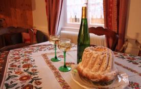 Dans le cadre idyllique du vignoble alsacien..... - Ribeauvillé