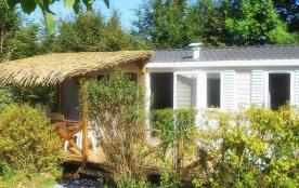 Le camping le panoramic propose 18 mobil homes à la location près d'Annecy, tout équipés pour 4 à...