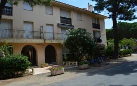 Appartement 2 pièces de 32 m² environ pour 4 personnes situé à 100 m de la mer, la Résidence «La ...