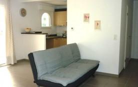 Résidence Artimia, appartement 2 pièces de 53 m² environ pour 4 personnes située à 300 m du port ...