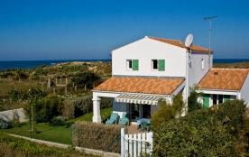ST GEORGES D'OLERON (ILE D'OLERON) 60m plage et mer maison t confort 8p, familien ferrien, holidays rental