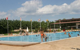 Camping Playa Cambrils - Bungalow Oasis 2Ch 5pers