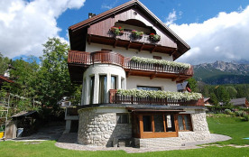 Appartement pour 3 personnes à Cortina d'Ampezzo