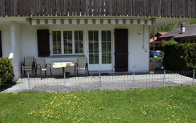 Appartement pour 2 personnes à Lenk