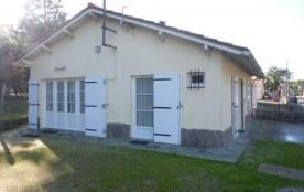 Maison 3 pièces de 55 m² environ pour 6 personnes situé dans le quartier de la Pège, cet hébergem...