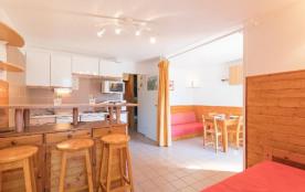 Appartement 1 pièces coin montagne 6 personnes (56050)
