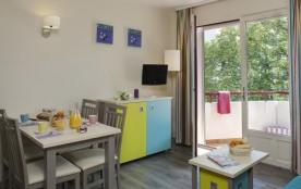 Résidence Eguzki - Appartement 2 pièces 6 personnes - Climatisé Standard