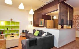 Appartement pour 1 personnes à Barcelone