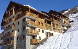 Appartement pour 3 personnes à Valloire