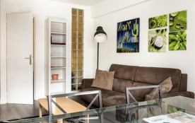 Bright 1bdr close to Montmartre
