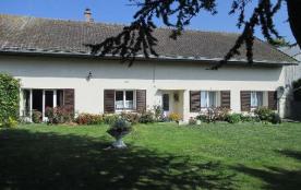 Gîte rural à Bernot dans l'Aisne - Picardie tout confort dans un endroits entrelacé de rivières