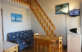 Saint Pierre la Mer (11) - Quartier de la vigie - Résidence Santa Marina. Appartement 2 pièces me...