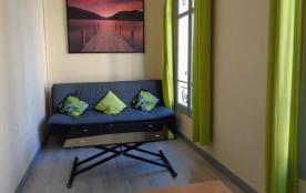 Appartement Cannes de 1 à 4 personnes à 12 minutes à pieds des plages