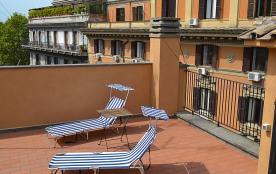 Appartement pour 3 personnes à Roma: Piazza di Spagna