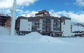 L'Orsière:un emplacement exceptionnel ,accès direct aux pistes, au coeur de la plus haute station de Savoie l