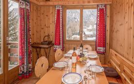 Maison pour 4 personnes à La Tzoumaz
