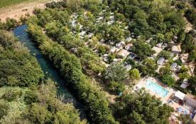 Camping Le Val de Cesse - Mh Villa 2Ch 4/6pers (4ad + 2enf) + Terrasse Semi-Couverte