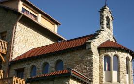 Chapelle rénovée dans le Vercors