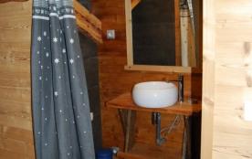Chambre 4 Salle de douche