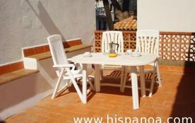 Location plein centre Llafranch et proche plage sur Costa brava |mdpe