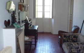 couloir desservant les 4 chambres