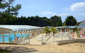 Camping 3* Belle Plage - Mobil home 2 chambres 4/6 pers