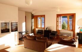 Location Appartement à 5 min des pistes, spacieux pour 2 à 4 pers. 70m² Station de ski Serre-Chev...