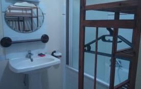 Etage: salle de bain