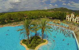 Camping Mas Sant Josep - Mh 3ch 6pers - 6 adultes Max