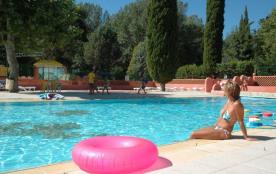 Mobil-home Luxe 6 personnes - Le camping Le Sourire s'étend sur 5.5 hectares en parfaite harmonie avec la Provence, à...