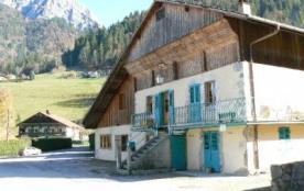 location Montagne en chalet - Le Petit-Bornand-les-Glières