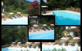 vues de la piscine