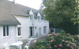 Gîtes de France - Une demeure familiale dans la jolie campagne coutançaise. Les nombreuses pièces...