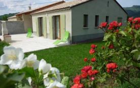 Gîte Narcisse - A à 10 minutes d'Aubenas, maison indépendante, de plain pied regroupant 2 gîtes.