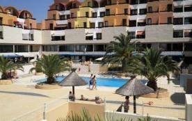 Résidence les Dromadaires - Appartement 4 pièces en duplex avec piscine.