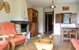 Appartement 3 pièces de 53 m² environ pour 6 personnes, la Résidence Le Cristal est située dans l...