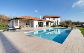 squarebreak, Villa de standing sur la côte Basque
