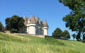 Vacances en Périgord , maison tranquille à 200m du Chateau de Monbazillac