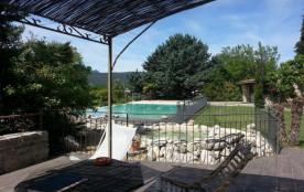 Location saisonnière villa 7 pièces Laroque (34).