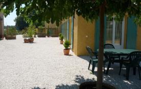 Le gîte les Lavandes, dans une oliveraie à 3 km de la mer, gite très bien équipé, entièrement rénové avec goût, mitoy...