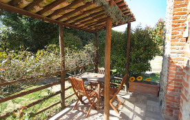 Appartement pour 2 personnes à Serre di Rapolano