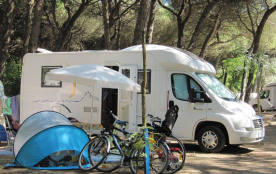 Camping Piomboni SRL, 400 emplacements, 43 locatifs