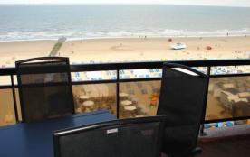 Magnifique appartement avec vue frontale sur la mer