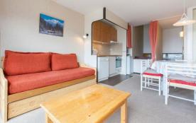 Appartement 3 pièces 7 personnes Catégorie 2 Duplex à Avoriaz, situé dans la résidence Yucca au p...